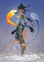 Avatar: Legend of Korra - Korra  01 by RhythmicVision