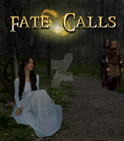 Fate Calls - Story Cover. by TheChimeraDoll