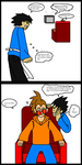 SB mission 3 - Dealing with by Kaiju-Borru-Zetto