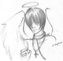 Trade-Emo Angel for NuttyLamb by DJ-Kitti