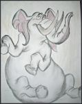 Tantor from Tarzan by WDWParksGal