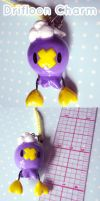 Drifloon Charm by Shattered-Earth