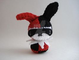 Harley Quinn Moon Bun by MoonYen