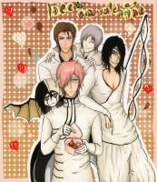 Arrancar's Valentine's day by Yukitoko