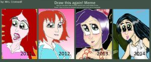 Draw this again! - Meme by MrsCromwell