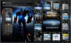 Transformers Theme for W200 by Camille-Besneville
