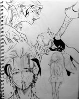Noblesse Sketches by secant1