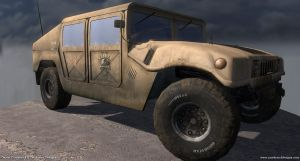 Jeep made for gaming 4 by TenaciousDC