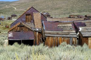 Bodie Houses by TimBakerFX