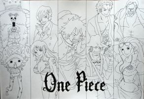ONE PIECE! by EK11