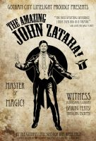 The Amazing John Zatara by ChapmanBaritone