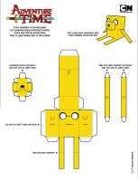 Cubeecraft jake by staphanysan