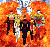 AvX Phoenix Five by portfan