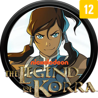 The legend of Korra by EmersonSales