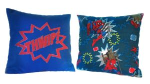 DIY Spiderman Pillow by CraftyMcFangirl
