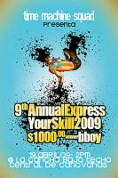 express your skills 2009 by BLEN167