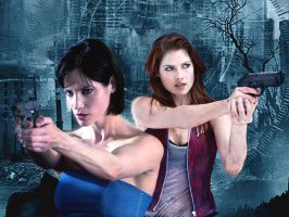 Resident evil movie wallpaper9 by ethaclane