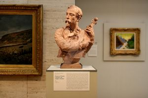 Portrait of Charles Carpeaux by Beatlelover9