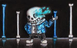 Megalovania by BloodHoney500