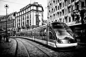 Tram  Ecole by cahilus