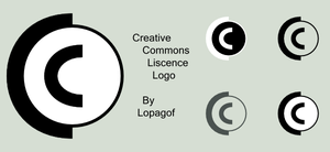 Creative Commons Logo by lopagof