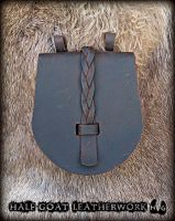 Viking Pouch by Half-Goat