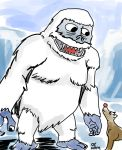 DSC 301 Abominable Snowman by Infinity-Joe