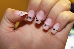 Nails num. 500 by Aderinaz