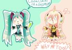 Mikuriermon and Lopkamon by Adityadark67