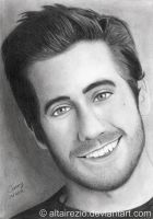 Jake Gyllenhaal - Smile by altairezio
