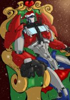 TFP-Naughty Or Nice ? by Evaison