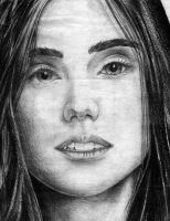 Jennifer Connelly by el-lobo2003
