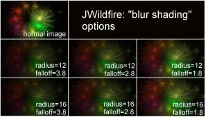 JWildfire 'blur shading' options by thargor6