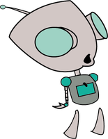 GIR vector complete by Evil-Spike