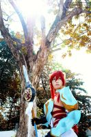 Erza Scarlet: Gleam of Hope by darkdiety