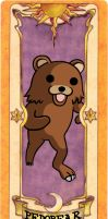 Pedobear Clow Card by MoggyxXx