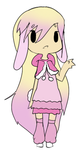 Sweet Bunny Kemonomimi Adopt - CLOSED by Piyos-Adoptables