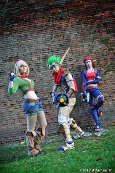 Jak and Daxter:Against Praxis by kura-and-something