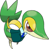Snivy suit Blu by toamac