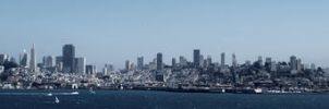 City San Francisco by FelicityCharlottex
