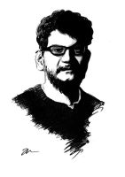 Artists - Hideaki Anno by Skinrarb