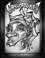 CHARACTER CARICATURES: B-Rabbit by Austin-Hodge