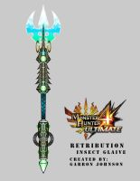 MH4 Weapon Design: Retribution by spiral-blaze