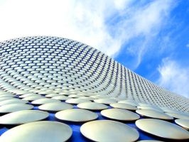 Birminghams Bullring by princess06