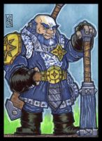 Sketch Card-A-Day 2013: 020 by lordmesa