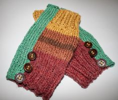 Mix n Match Mittens by esther-rose-mouse