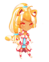 Chibi Commission for starberrylemonade by Samichii