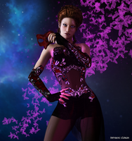 Mesmer from Guild Wars 2 by deviant-clown