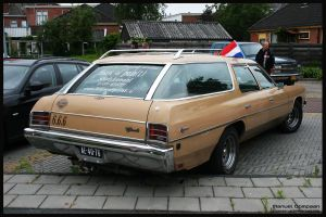 1972  Chevrolet Kingswood by compaan-art