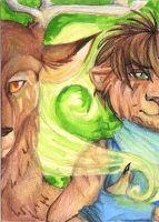 ACEO - Tracey by Phoeline
